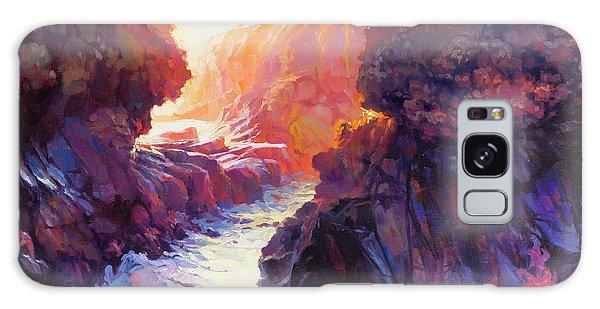Tides Galaxy Case - Passage by Steve Henderson