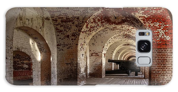 Passageways Of Fort Pulaski Galaxy Case