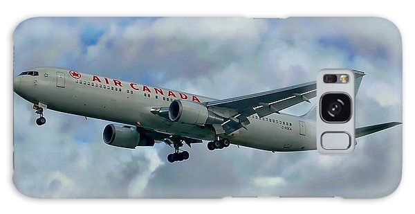 Passenger Jet Plane Galaxy Case