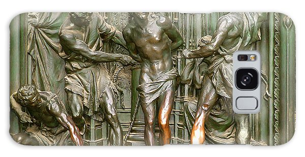 Patina Galaxy Case - Passion Of The Christ - Flagellation - Patina by Carlos Vieira