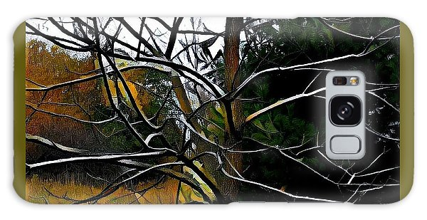 Past The Branches Galaxy Case