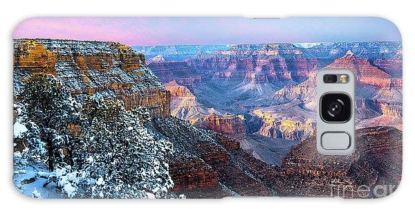 Pastel Canyon Galaxy Case