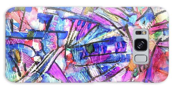 Pastel Kaleidoscope Galaxy Case