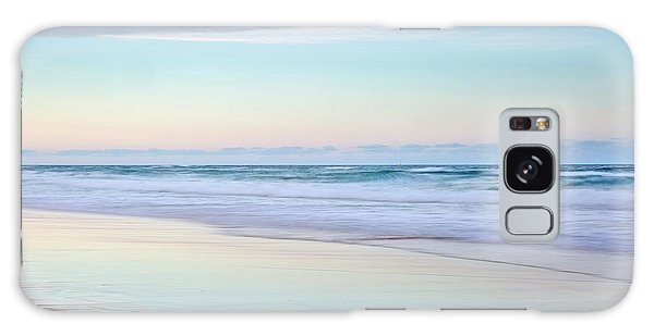 Tides Galaxy Case - Pastel Reflections by Az Jackson