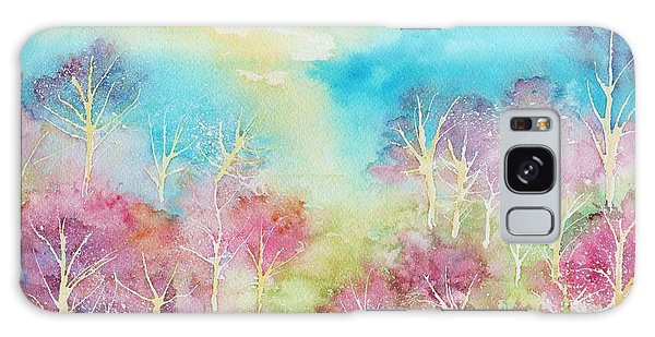 Pastel Spring Galaxy Case