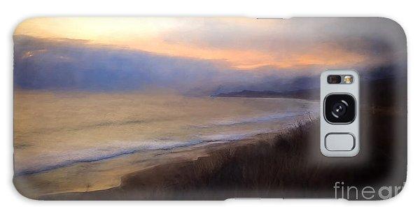 Pastel Sunset Galaxy Case by John A Rodriguez