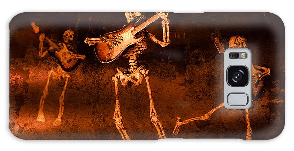 Galaxy Case featuring the photograph Pastoral by Jeff Gettis