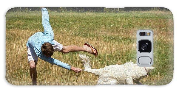 Pasture Ballet Human Interest Art By Kaylyn Franks   Galaxy Case