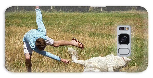 Pasture Ballet Human Interest Art By Kaylyn Franks   Galaxy Case