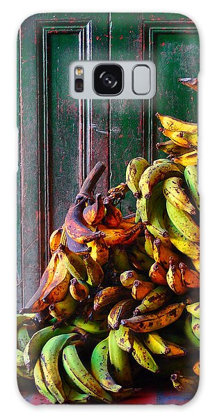 Galaxy Case featuring the photograph Patacon by Skip Hunt