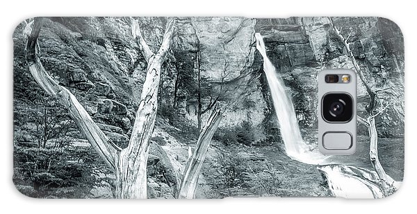 Patagonian Waterfall Galaxy Case by Andrew Matwijec