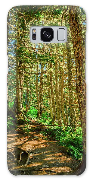 Path In The Trees Galaxy Case