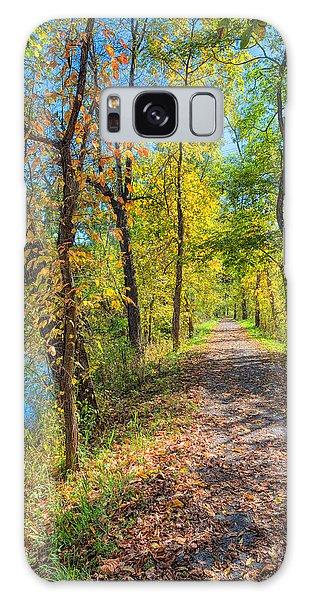 Path Through Fall Galaxy Case