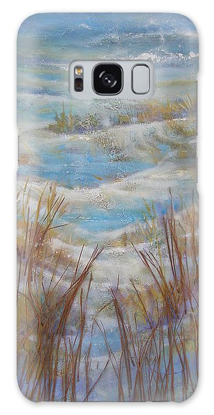 Path To Peace Galaxy Case by Gertrude Palmer