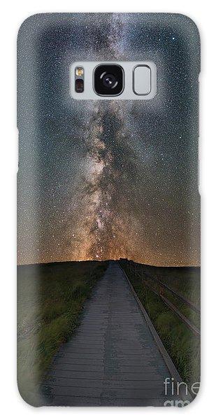 Path To The Stars  Galaxy Case