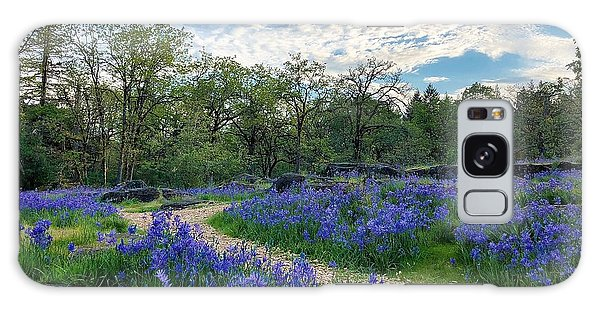 Pathway Through The Flowers Galaxy Case