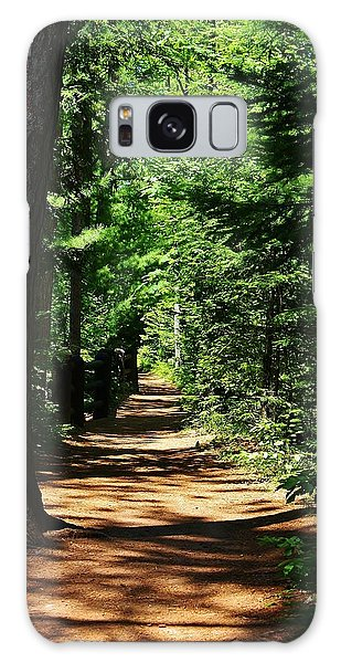 Pathway To Peacefulness Galaxy Case