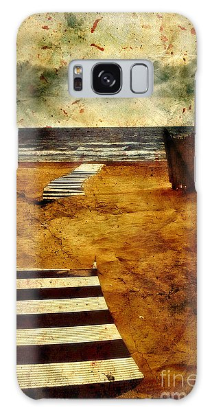 Pathway To The Sea II Galaxy Case