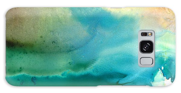 Spirituality Galaxy Case - Pathway To Zen by Sharon Cummings