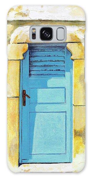 Patmos Door Galaxy Case