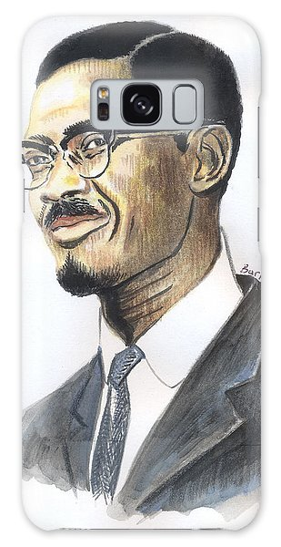 Patrice Emery Lumumba Galaxy Case