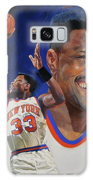 Patrick Ewing Galaxy Case
