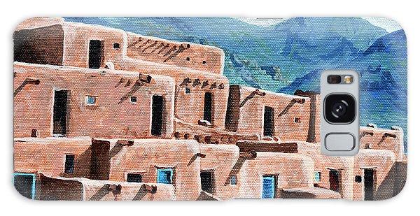 Patrolling The Pueblo Galaxy Case