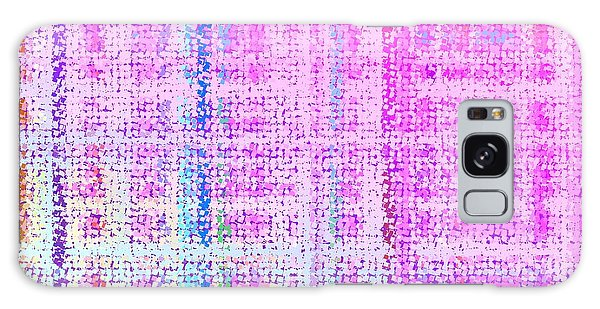 Galaxy Case featuring the digital art Pattern 193 by Marko Sabotin