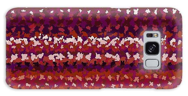 Galaxy Case featuring the digital art Pattern 197 by Marko Sabotin