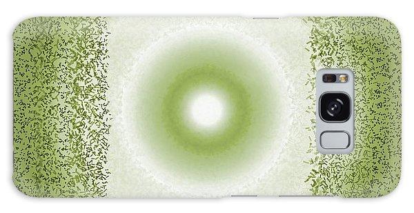 Galaxy Case featuring the digital art Pattern 198 by Marko Sabotin