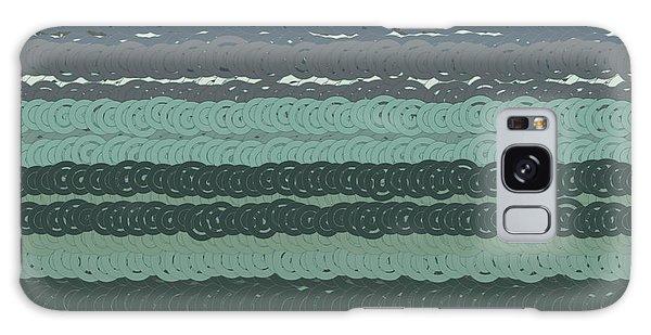 Galaxy Case featuring the digital art Pattern 203 by Marko Sabotin