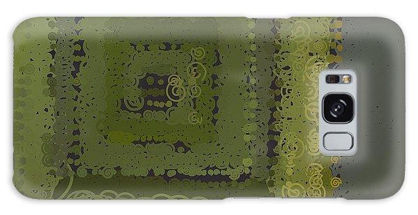 Galaxy Case featuring the digital art Pattern 208 by Marko Sabotin