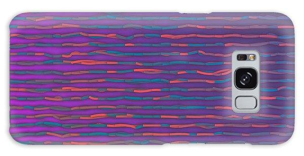 Galaxy Case featuring the digital art Pattern 214 by Marko Sabotin