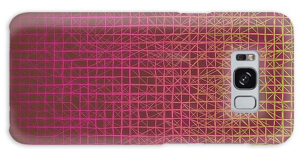 Galaxy Case featuring the digital art Pattern 217 by Marko Sabotin