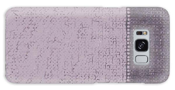 Galaxy Case featuring the digital art Pattern 219 by Marko Sabotin
