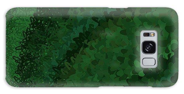 Galaxy Case featuring the digital art Pattern 221 by Marko Sabotin