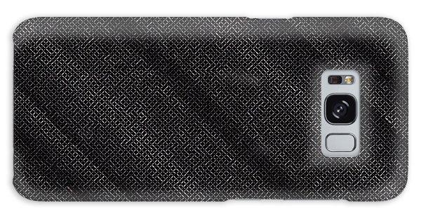 Galaxy Case featuring the digital art Pattern 230 by Marko Sabotin