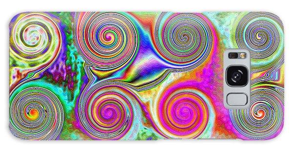 Pattern 46 Galaxy Case