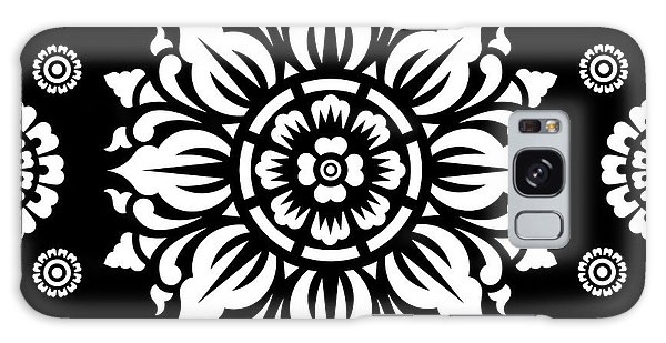 Pattern Art 01-1 Galaxy Case by Bobbi Freelance