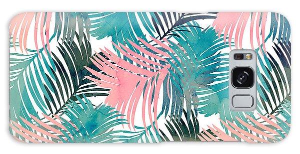Pattern Jungle Galaxy Case