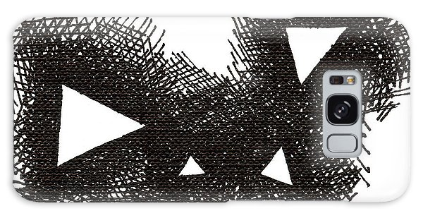 Patterns 2 2015 - Aceo Galaxy Case by Joseph A Langley