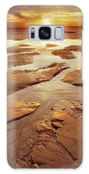 Patterns In The Sand Galaxy Case