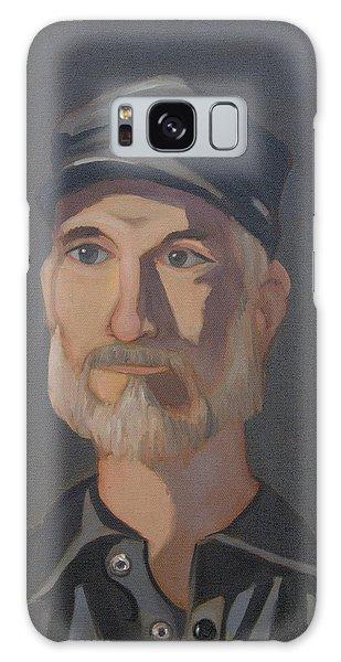Paul Bright Portrait Galaxy Case