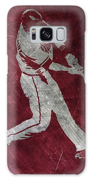 Paul Goldschmidt Arizona Diamondbacks Art Galaxy S8 Case