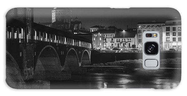 Pavia At Night Galaxy Case