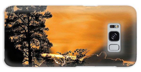 Payson Sunset Galaxy Case