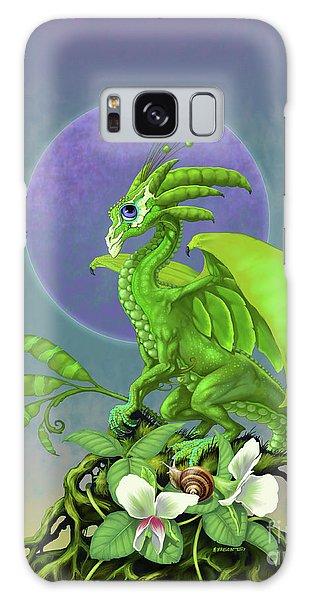 Pea Pod Dragon Galaxy Case