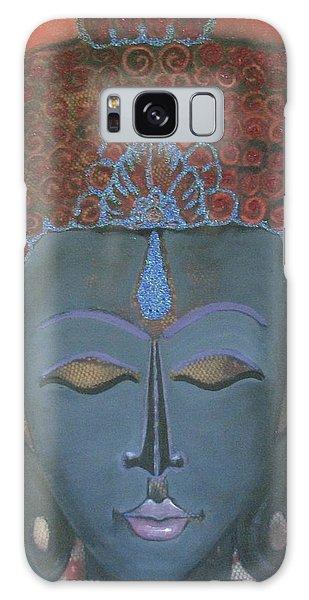 Galaxy Case - Peace 1 by Joan Stratton