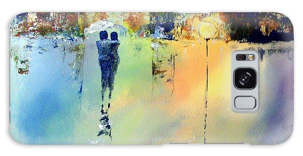 Peace At Twilight Galaxy Case by Raymond Doward