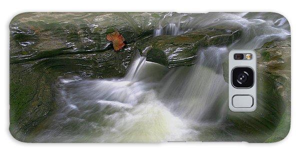 Galaxy Case featuring the photograph Peace Falls by Robert Och